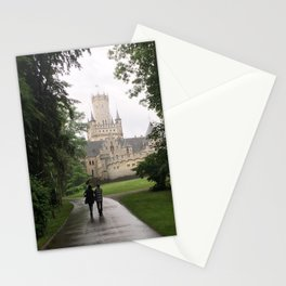 Lovers at Marienburg Stationery Cards