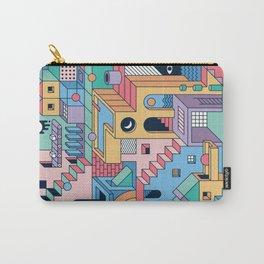 80's Escher Carry-All Pouch