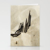 dune Stationery Cards featuring Dune by Mario Sa