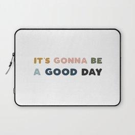 Good Day - Retro Rainbow Laptop Sleeve