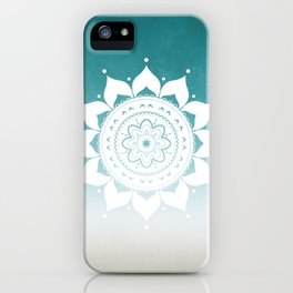 Mandala Pattern #1 iPhone Case