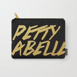 Petty Labelle Carry-All Pouch