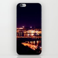 pittsburgh iPhone & iPod Skins featuring Pittsburgh  by Chandon Photography
