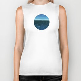 Night sea Biker Tank
