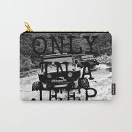 Jeeps Carry-All Pouch