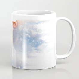 Spiritual Woman and Nature Coffee Mug