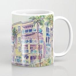 1500 E Ocean Blvd. Long Beach Coffee Mug