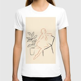 Nude Line T-shirt