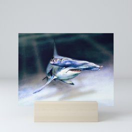 Hammerhead Mini Art Print