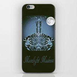 Moonlight Madness iPhone Skin