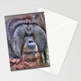 Orangutan Stationery Cards