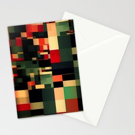 Patchwork VII Stationery Cards