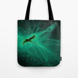 Glow Bug Tote Bag