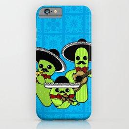 Los Nopalitos iPhone Case