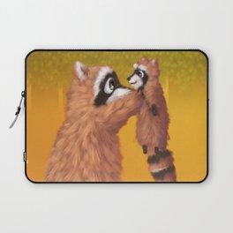 Raccoon Series: Lil' Pup Laptop Sleeve