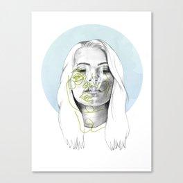 Izzy Canvas Print