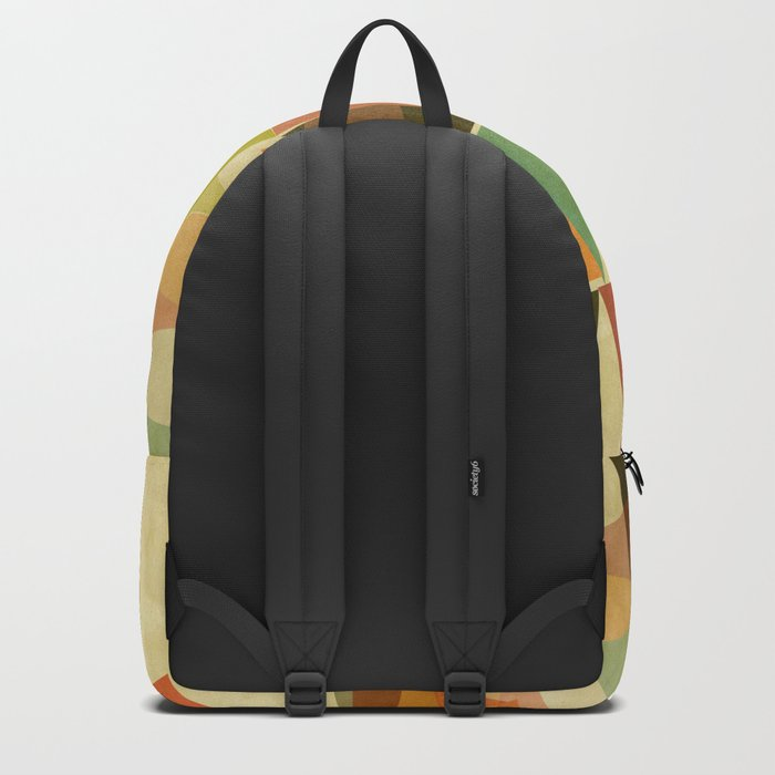 Abstract Landscape Backpack