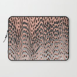 Electric Waves Laptop Sleeve