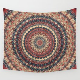 Mandala 595 Wall Tapestry