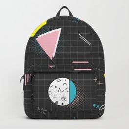 Memphis dark Backpack