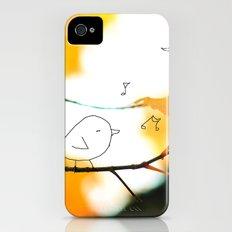 tweet iPhone (4, 4s) Slim Case