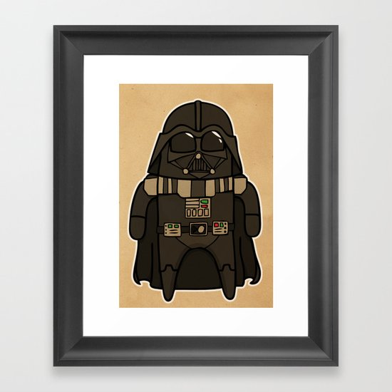 Vadar Framed Art Print
