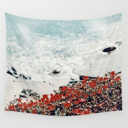 Red Me Wall Tapestry
