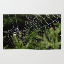 Spider Web Rug