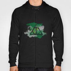 The Deathly Hallows (Slytherin) Hoody