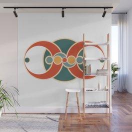 Crop circle Wall Mural