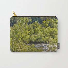 A glimpse of the beautiful river Carry-All Pouch