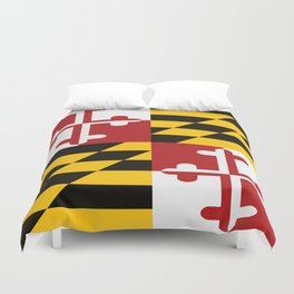 Maryland Colours Duvet Cover