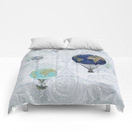World Flight Comforters