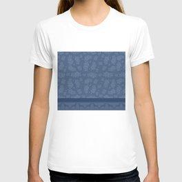BLUE LEAF WEIM T-shirt