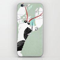 lobster iPhone & iPod Skins featuring Lobster by Urška Hočevar