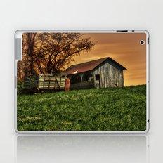 Barn on the Hill Laptop & iPad Skin