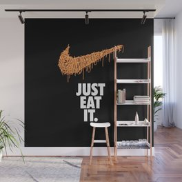 Just Eat It...spaguetti Wall Mural