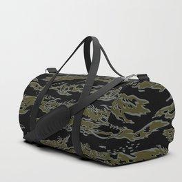 Tiger Camo Duffle Bag