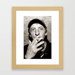 gordy Framed Art Print