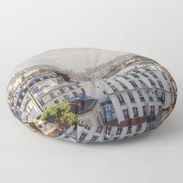 Paris Montmartre Floor Pillow