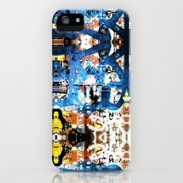 A bit of a lock. iPhone Case