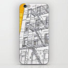 City House iPhone Skin