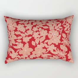 My Flower Design 5 Rectangular Pillow