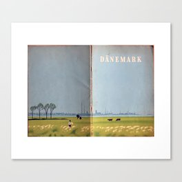 denmark  Canvas Print