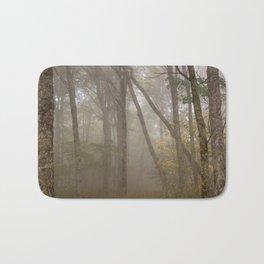 Misty Spruce Knob Forest Bath Mat