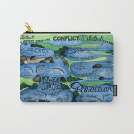 Conflict Carry-All Pouch