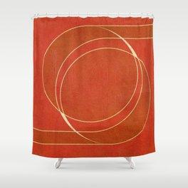 Bulan (Moon) Shower Curtain