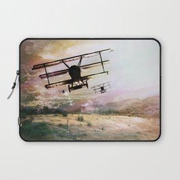 Plane Brigade Laptop Sleeve
