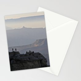 We are small--Grand Canyon, Arizona Stationery Cards
