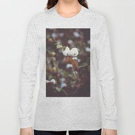 Cotton Flower 2 Long Sleeve T-shirt